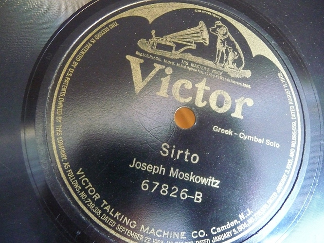VICTOR 67826  B