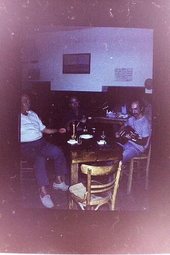 Τσιανάκας  κιθάρα _Αιγινα 1975